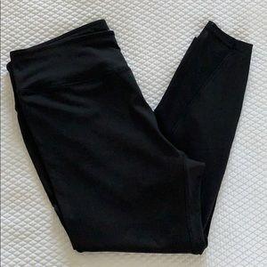 Nanette Lepore Ankle Length Leggings w/Mesh • 1x